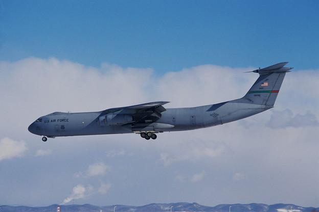 C-141B 63-8086 62MAW CTS 1996.02