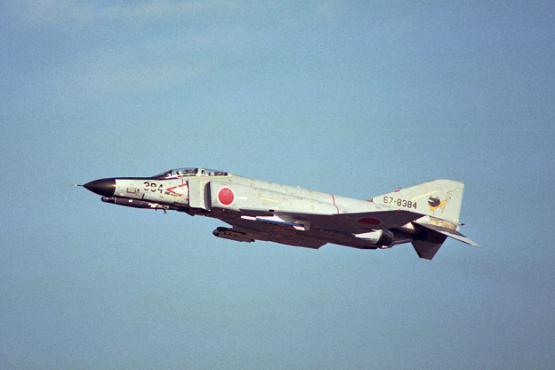F-4EJ 8384 301sq 小松ACM 1984