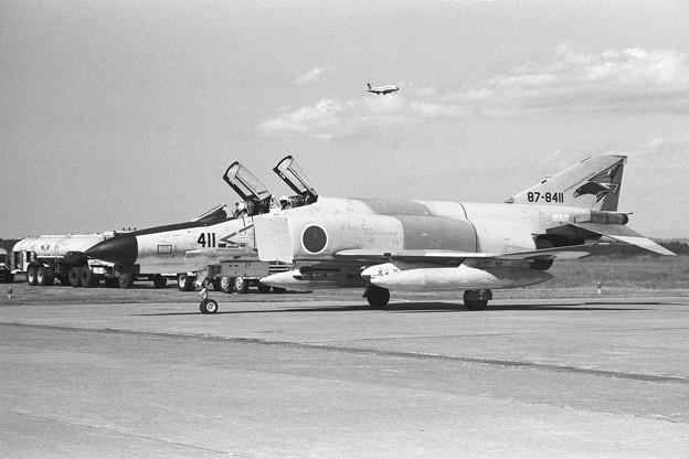 Photos: F-4EJ 8411 302sq CTS 1979.08