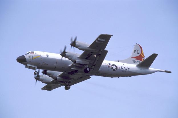 P-3C VP-19 PE-1 159511 MSJ 1982