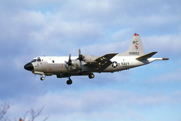 P-3C VP-46 RC-1 159893 MSJ 1984