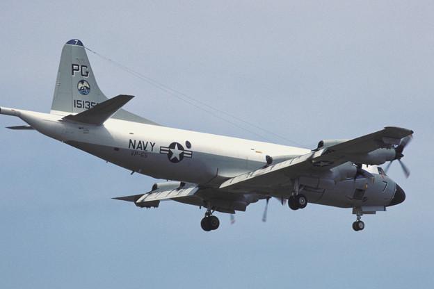 P-3A VP-65 PG-7 151352 MSJ 1984.05
