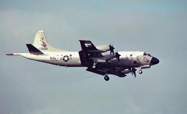 P-3C VP-48 SF-1 158221 MSJ 1984.05