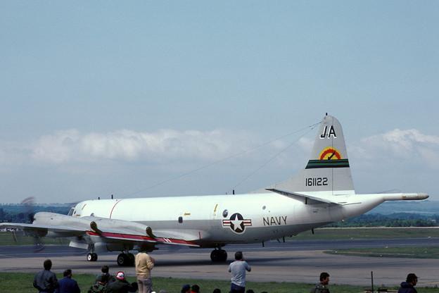 P-3C VX-1 JA-7 161122 IAT81