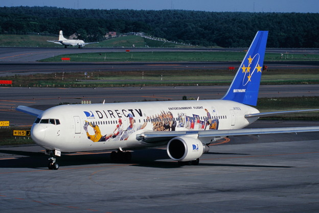 B767-300 JA767A SKY 1990.07