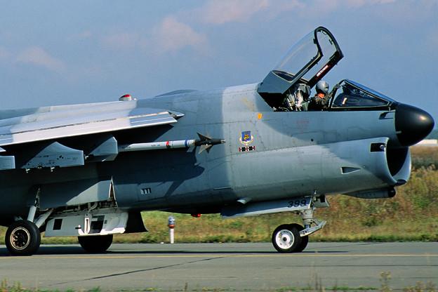A-7D 75-0399 IA ANG CTS 1991.10