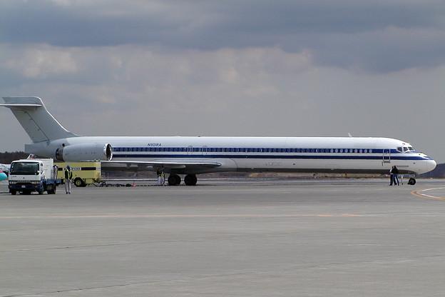 MD-90 N901RA CTS 2005.05