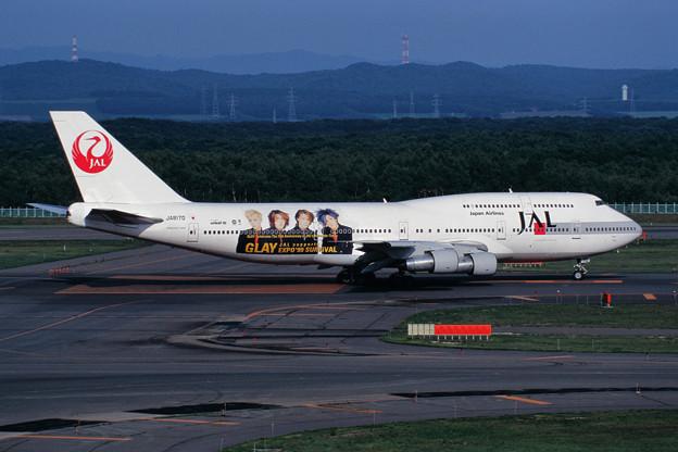 B747-100B/SUD JA8170 JAL 1990.05