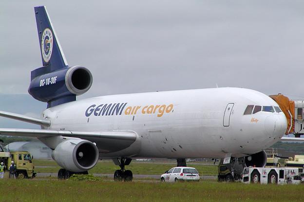 DC-10-30F N612GC Gemini CTS 2003.06
