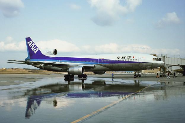 L-1011 JA8518 ANA AKT 1983