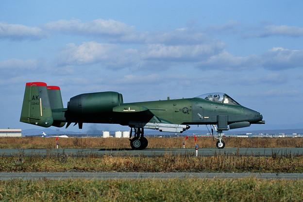 A-10A AK 80-0240 CTS 1992.11(3)