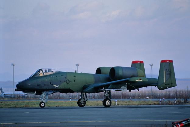 A-10A AK 81-0995 CTS 1992.11(2)
