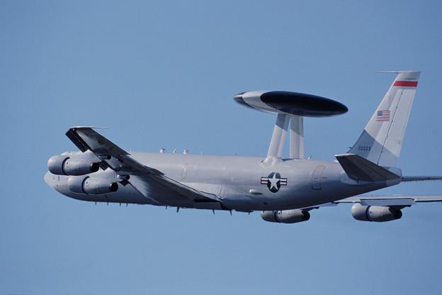 E-3B 79-0003 961stAWACS CTS 1990.10 (3)