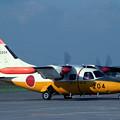 Mitsubishi MU-2S 83-3204 千歳救難隊 OKD 1988.09