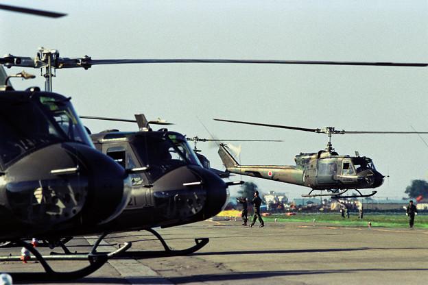 UH-1B 41585 NH OKD 1988.05