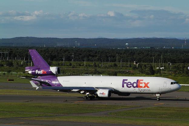MD-11F N584FE FDX CTS 2004.08(1)