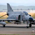 Photos: F-4EJ 8411 8sq CTS target service 2005.10
