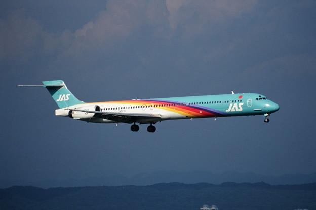MD-90-30 JA001D JAS CTS 1999.05