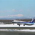 YS-11A JA8729 ANK CTS 1995(2)