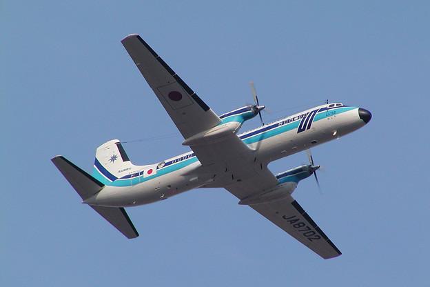 YS-11A JA8702 おじろ JCG CTS 2004.10
