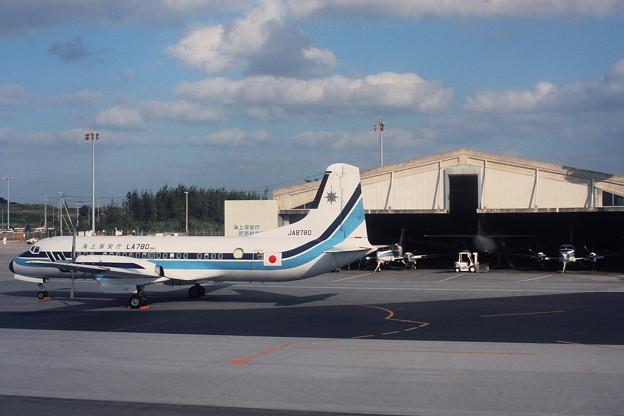 YS-11A JA8780 JCG OKA 1989.12