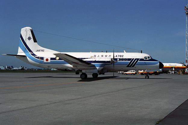 YS-11A JA8782 JCG CTS 1989