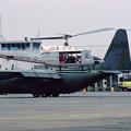 Photos: UH-1N 69-6645 459AS 横田 1984.10