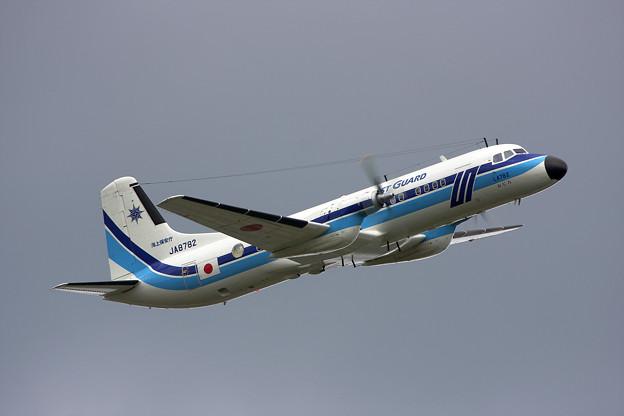 YS-11A JA8782 おじろ JCG CTS 2008.09