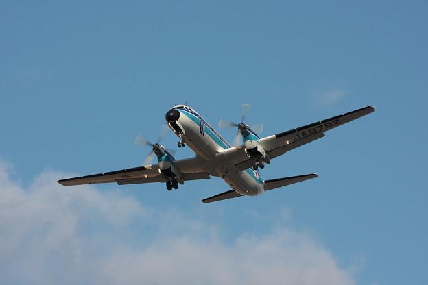 YS-11A JA8782 おじろ JCG CTS 2009.12