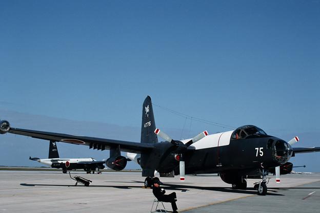 P-2J 4775 VP-5 OKA 1989.12
