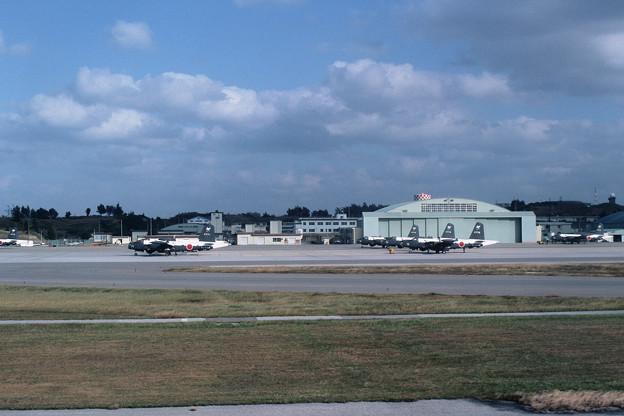 P-2J 第5航空隊 那覇航空基地 1989.12