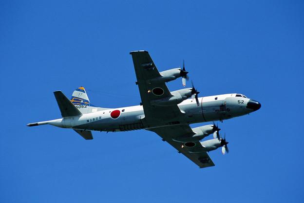 Photos: P-3C JMSDF 5052 VP-2 OKD ページェント 1990.09