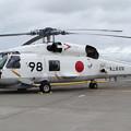 Photos: SH-60J 8298 ミ 大湊航空隊 MSJ 2003.09