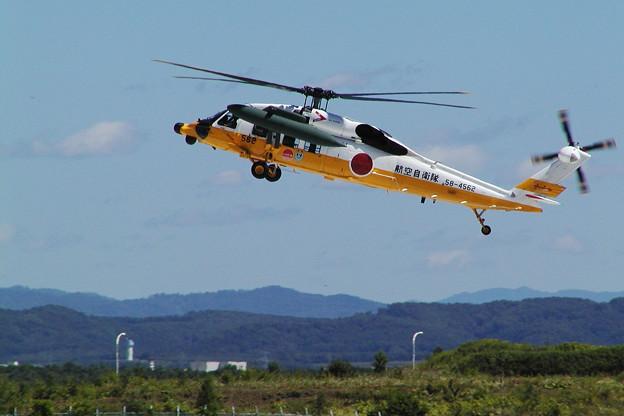 UH-60J 4562 千歳救難隊 2004.08