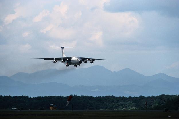 C-141B MSJ approach 1981.09
