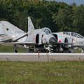 Photos: F-4EJ 8435 301sq CTS 2005.10