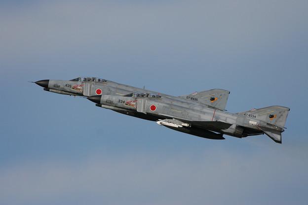 F-4EJ 8435+8334 301sq CTS 2005.10