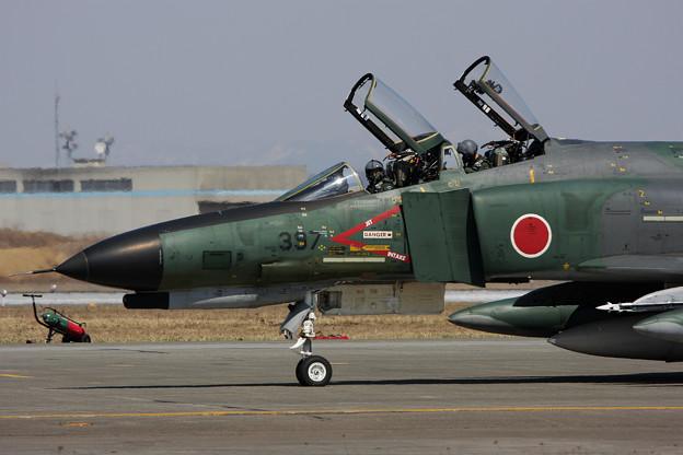 Photos: RF-4EJ 6397 CTS 2009.04
