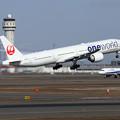 B777-300ER JA732J One World