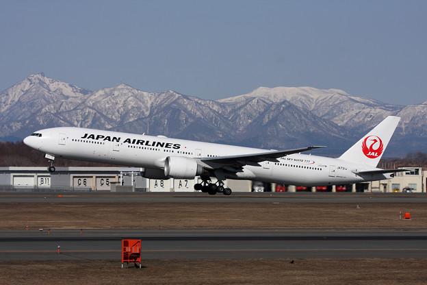 """B777-300ER JA731J """"JAL SKY SUITE 777"""""""