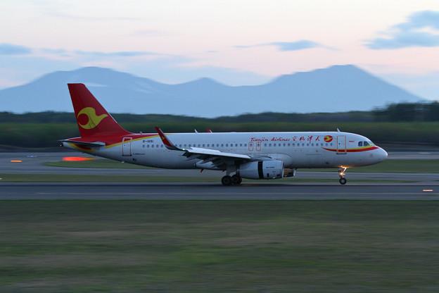 A320 B-1851 天津航空 2015.05