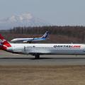 Photos: Boeing 717 N928ME(VH-YQW) QantasLink 2014.04