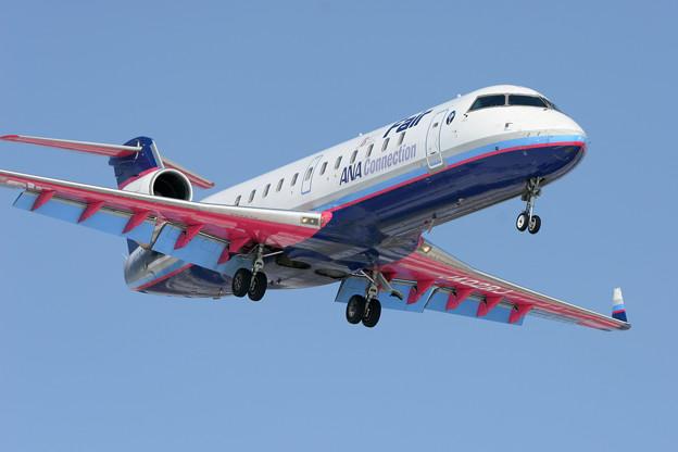 CRJ100 JA02RJ IBEX CTS 2006.02