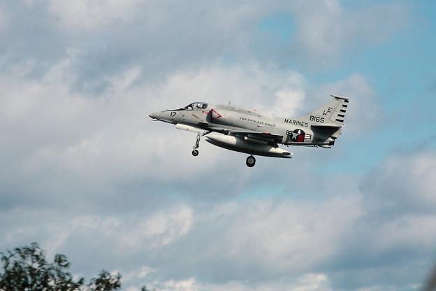 A-4M 158165 WE-17 VMA-214 MSJ 1980.10