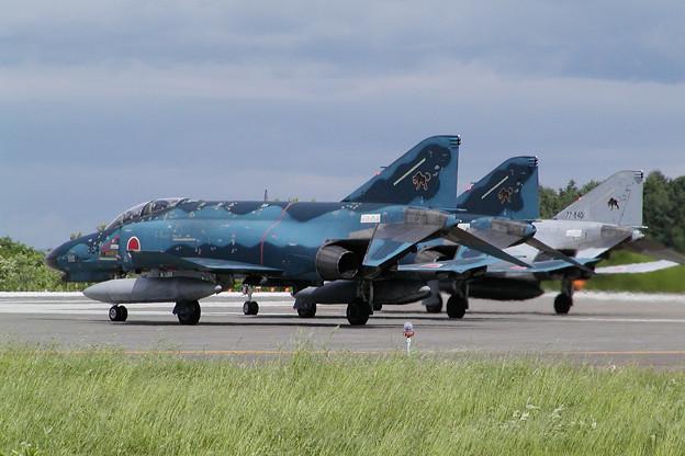 F-4EJ 8354+8328+8401 8sq CTS 2004.06
