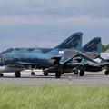 Photos: F-4EJ 8354+8328+8401 8sq CTS 2004.06