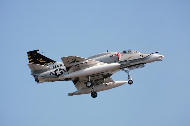 A-4M 160249 VL-9 VMA-331 1981.02