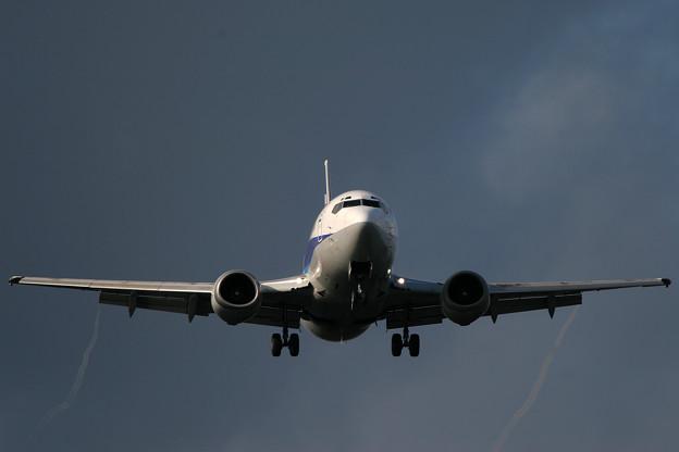 B737-500 Approachi 2005.10