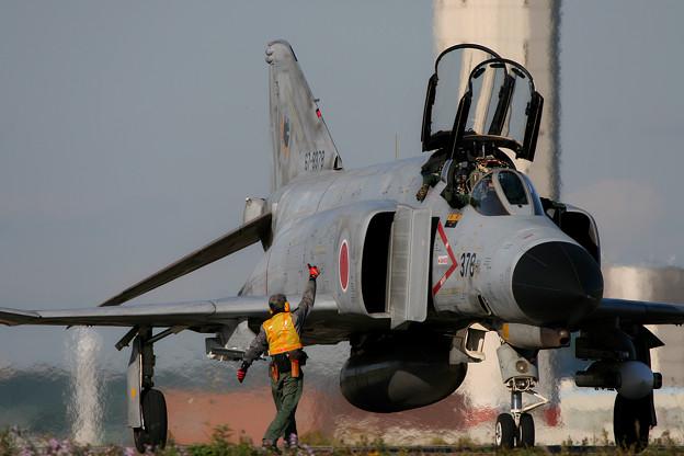 F-4EJ 8378 301sq Check OK CTS 2005.10