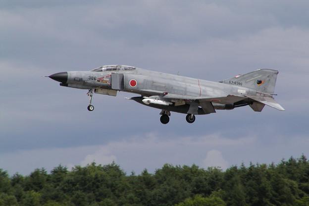 Photos: F-4EJ 8386 301sq CTS 2004.06